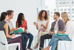 Socializing in Rehab